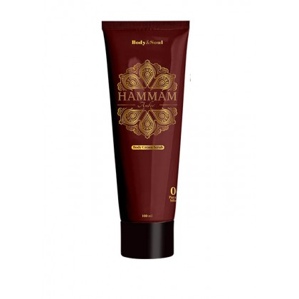 Скраб для тела HAMMAM Amber