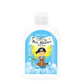 Пенка для ванны Sea stories for boys