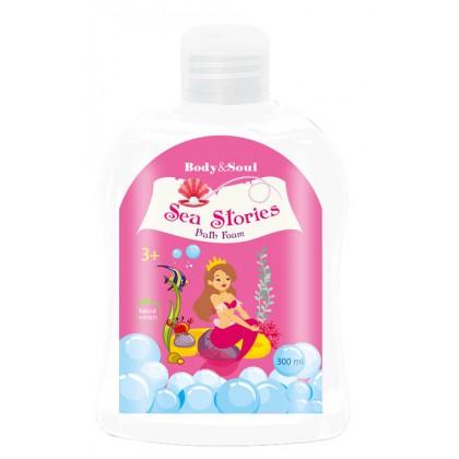 Пенка для ванны Sea stories for girls