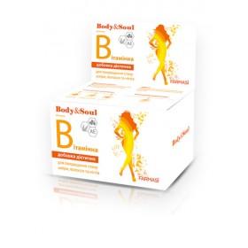 Витаминная диетическая добавка для кожи, волос и ногтей