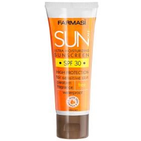 Солнцезащитный крем для людей с чувствительной кожей SPF 30