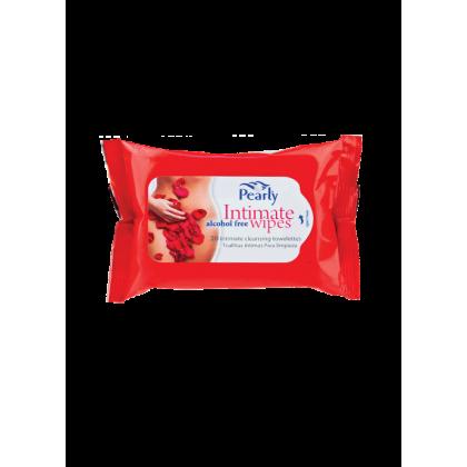 Салфетки для интимной гигиены, 20 шт