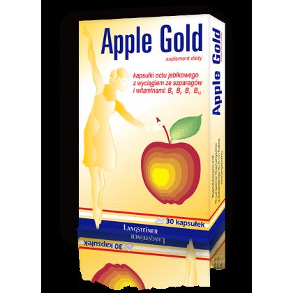 Диетическая добавка Apple Gold, 30 капсул