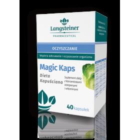 Диетическая добавка Cabbage diet Magic Kaps, 40 капсул