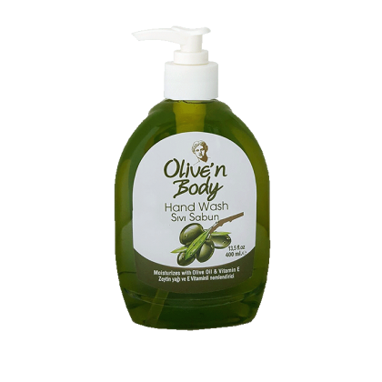 Жидкое мыло с оливковым маслом Olive'n Body