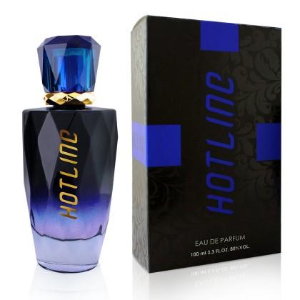 Женская парфюмированная вода HOTLINE BLUE EDP