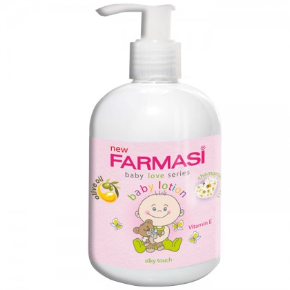 Детский лосьон Baby Lotion with Olive and Chamomile