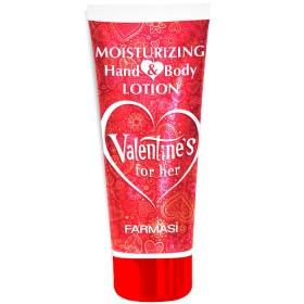 Лосьон для рук и тела Valentine's for her
