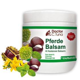 Массажный гель с экстрактом каштана Farmasi Pferde Balsam