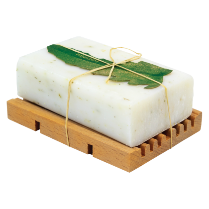 Мыло с экстрактом крапивы
