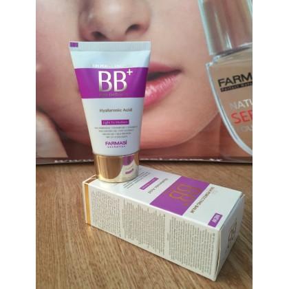 Крем с тональным эффектом BB Plus Cream