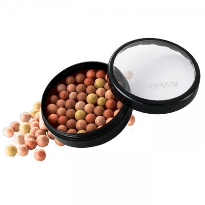 Шариковая пудра – румяна Pearles Illuminating