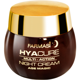 Ночной крем для лица Hyacure Age Magic +45