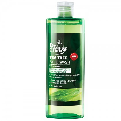 Очищающее средство с маслом чайного дерева