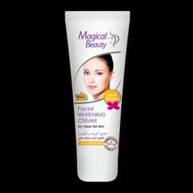 Отбеливающий крем для лица «Мультивитамин»