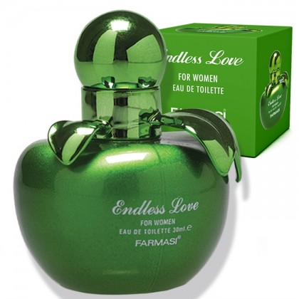 Женская туалетная вода Endless Love Green
