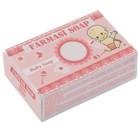 Натуральное детское мыло с экстрактом ромашки
