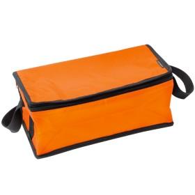 Оранжевая термосумка