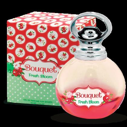 Парфюмированная вода для женщин Bouquet Fresh Bloom