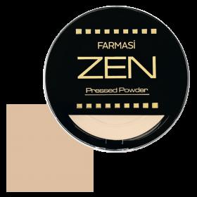 Компактная  пудра ZEN