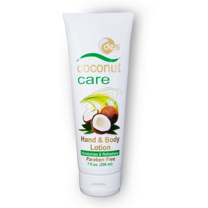 Лосьон для рук и тела COCONUT CARE