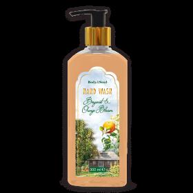 Жидкое мыло для рук Бергамот и цвет апельсина