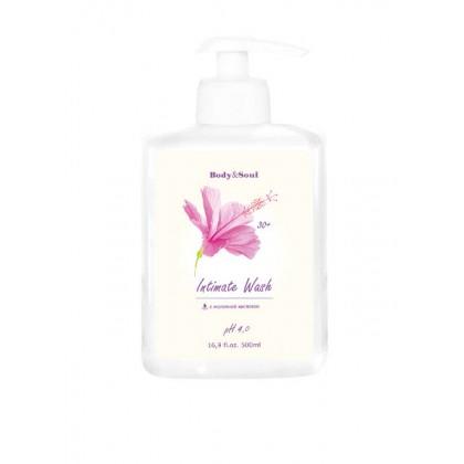 Интимное мыло с молочной кислотой после 30