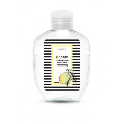 Тоник для лица Лимон