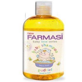 Детский шампунь «Пудра» Baby Shampoo Pudriel