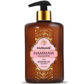 Гель для душа  Hammam Роза