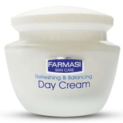 Питательный дневной крем для нормальной и комбинированной кожи