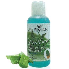 Жидкость для снятия лака с витамином Е алоэ Nail Polish Remover