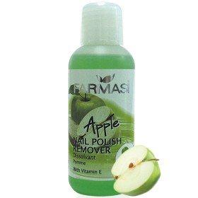 Жидкость для снятия лака с витамином Е яблоко Nail Polish Remover
