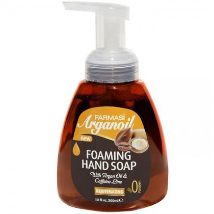 Пенообразное жидкое мыло с аргановым маслом