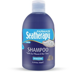 Шампунь из серии Морская терапия