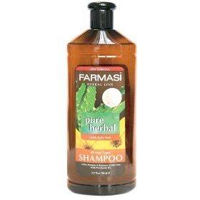 Травяной  шампунь для всех типов волос