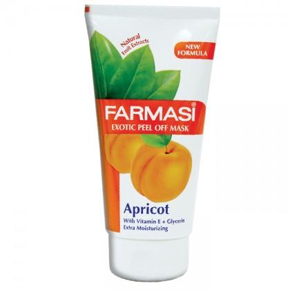 Маска-пленка абрикос