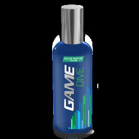 Парфюмированная вода Game Dive