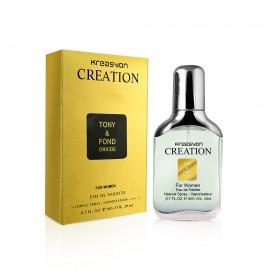 Парфюмированная вода KREASYON CREATION TONY & FOND ORKIDE