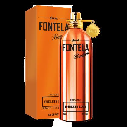 Женская парфюмированная вода Fontela Endless Love