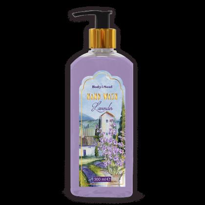 Жидкое мыло для рук Лаванда