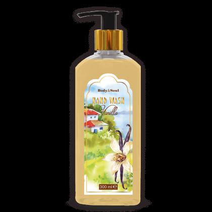 Жидкое мыло для рук Ваниль