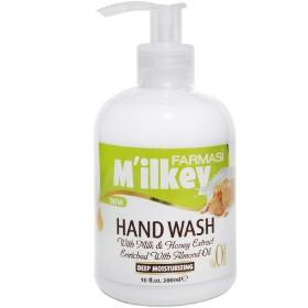 Жидкое мыло M'ilkey